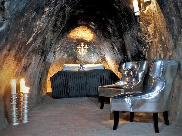 2. The Mine Suite – Sala Silvermine Hotel (Vdstmanland County, Sweden)