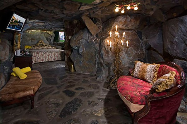 4. Rock Bottom – Madonna Inn (San Luis Obispo, California)