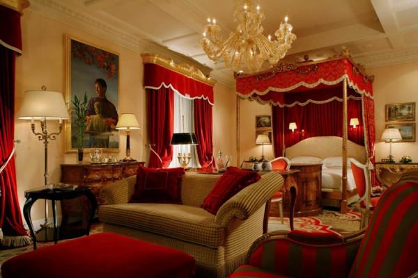 14. Villa La Cupola Suite – Westin Excelsior (Rome, Italy)