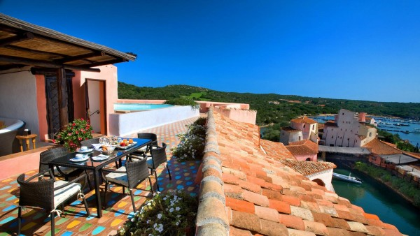 15. Presidential Suite – Hotel Cala di Volpe (Sardinia, Italy)
