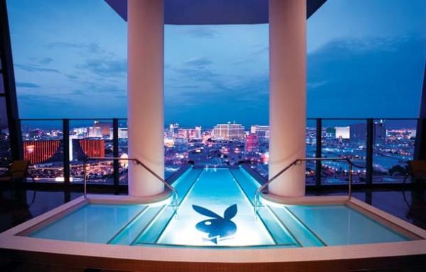 16. Hugh Hefner Sky Villa – Palms Resort (Las Vegas, Nevada)
