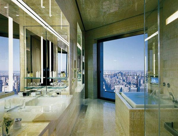 17. Ty Warner Penthouse Suite – Four Seasons Hotel (New York, New York)