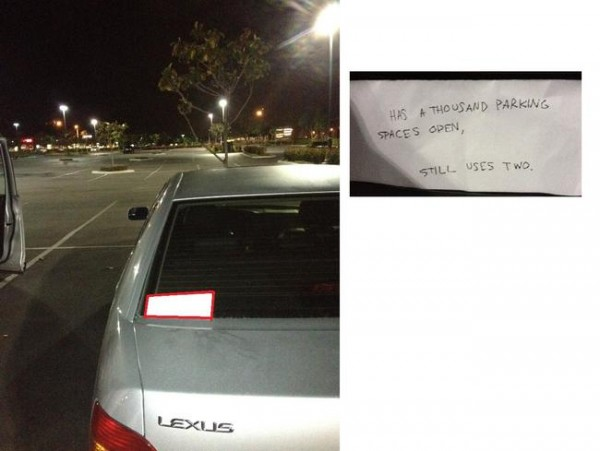 21 Drivers who received a visit from karma