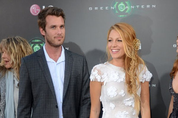 Blake Lively and Eric