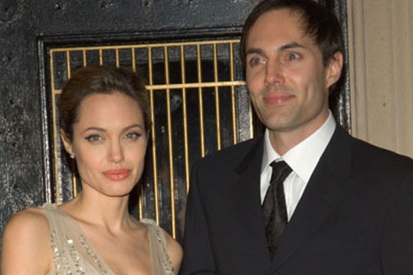 Angelia Jolie and James Haven