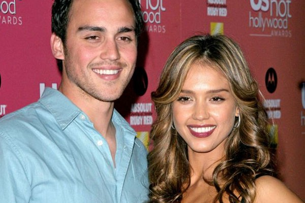 Jessica Alba and Joshua