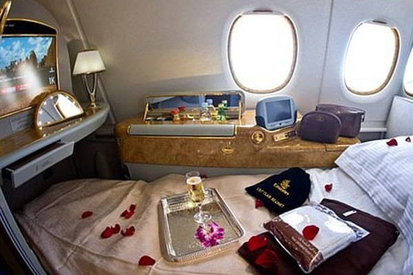Air Emirates first class