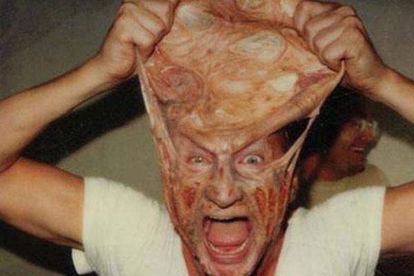 Freddy Krueger's mask