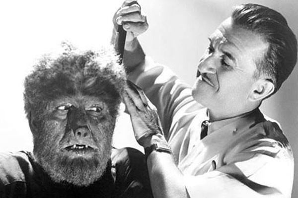 Fixing the werewolf's hair