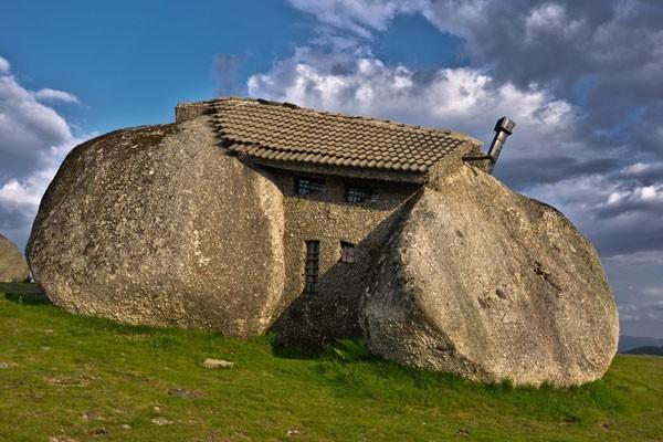 Stone-Age house