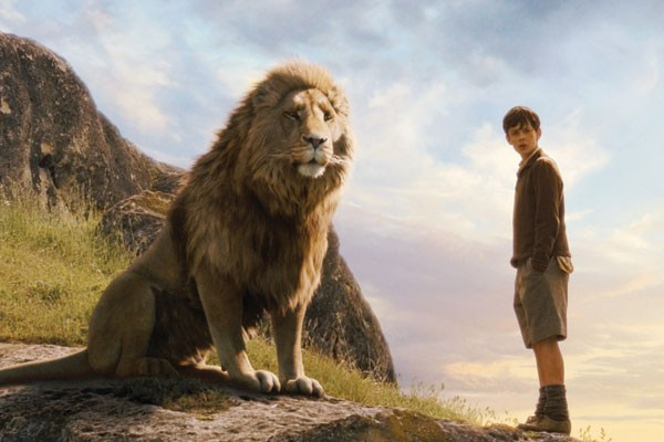 Aslan from 'The Chronicles of Narnia'