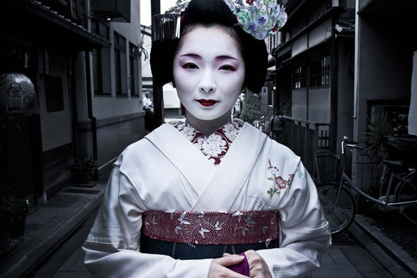 Beauty of a Geisha