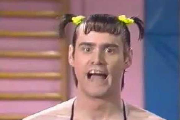 3. Jim Carrey