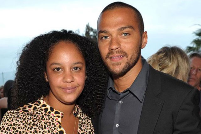 3. Jesse Williams and Aryn Drake-Lee