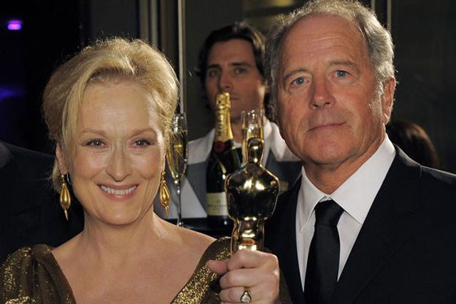 5. Meryl Streep and Don Gummer