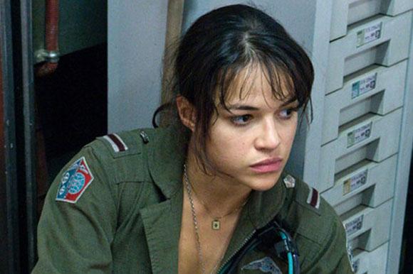 6. Michelle Rodriguez