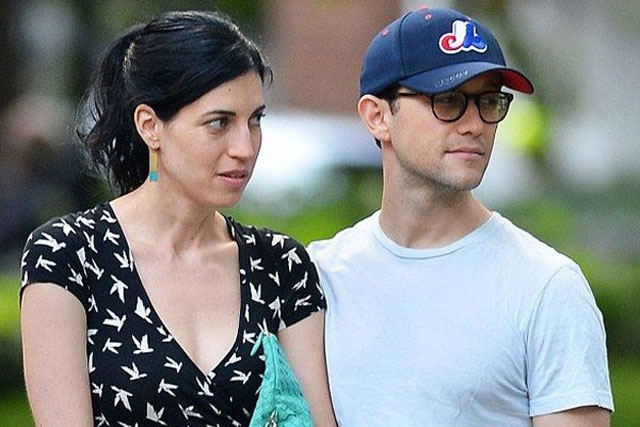 10. Joseph Gordon-Levitt and Tasha McCauley
