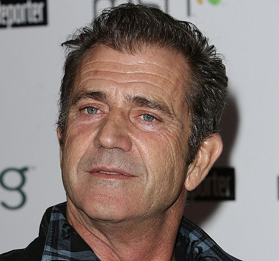 11. Mel Gibson