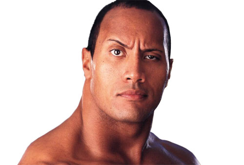 8. Dwayne Johnson (Actor and Professional Wrestler)