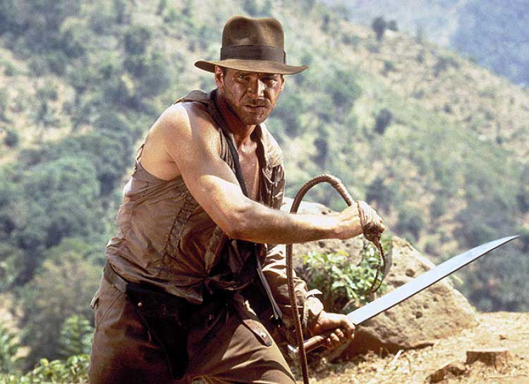 6. Harrison Ford