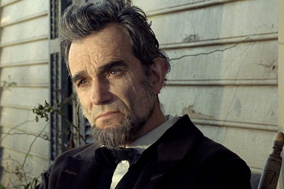 4. Daniel Day Lewis in 'Lincoln'