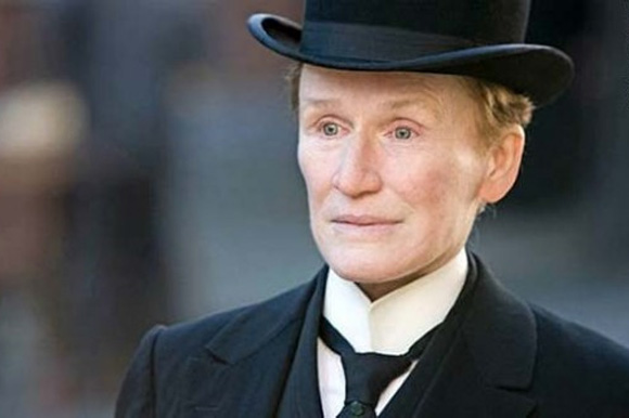 15. Glenn Close in 'Albert Nobbs'