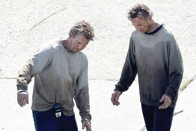 1. Liam Neeson