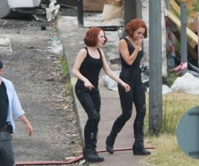 4. Scarlett Johansson