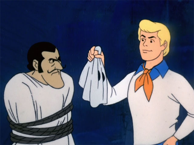 """18. You Find Yourself Rooting for the Bad Guys in """"Scooby Doo"""""""