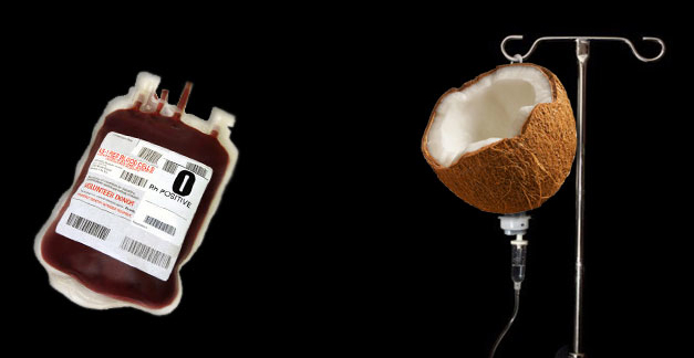 2. Coconut Water Is Structurally Similar to Blood Plasma