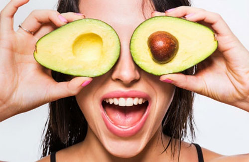 7. Avocados Give You Lutein