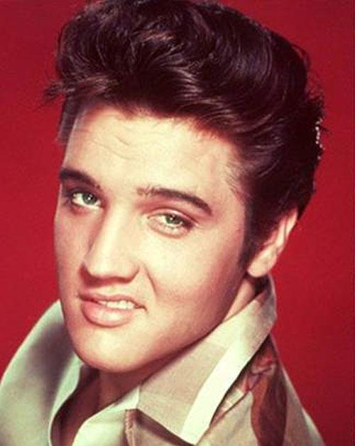 2. Elvis Presley (Singer)