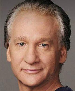 3. Bill Maher (Television Host)