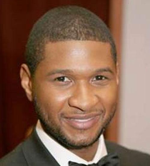 12. Usher (Singer)