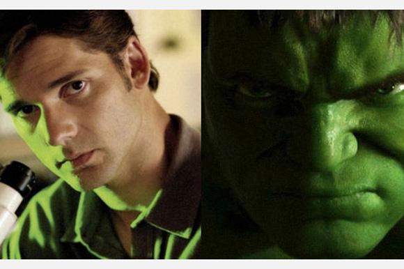 """2. Eric Bana in """"Hulk"""""""