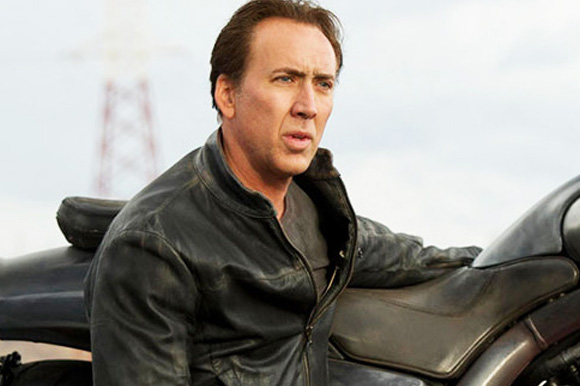 "3. Nicolas Cage for ""Ghost Rider"""