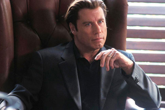 "8. John Travolta in ""The Punisher"""