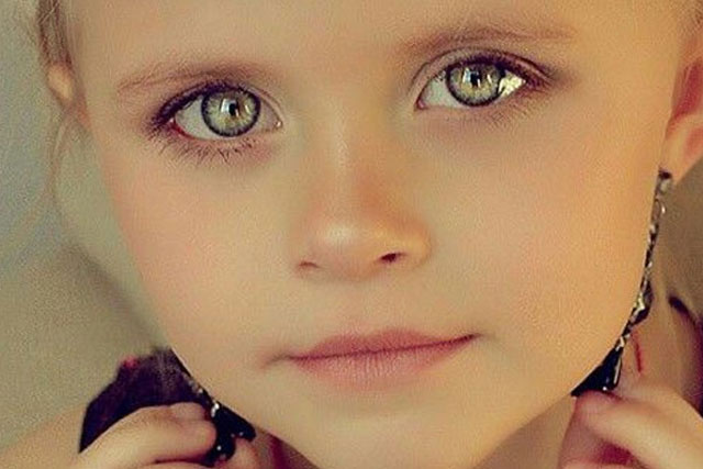 5. A beautiful gaze