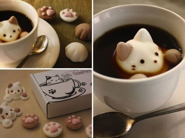 1. Cat Marshmallows