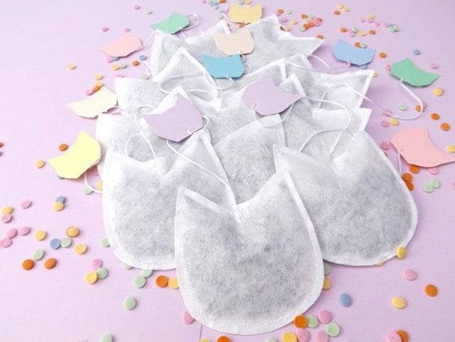 4. Cat Tea Bags
