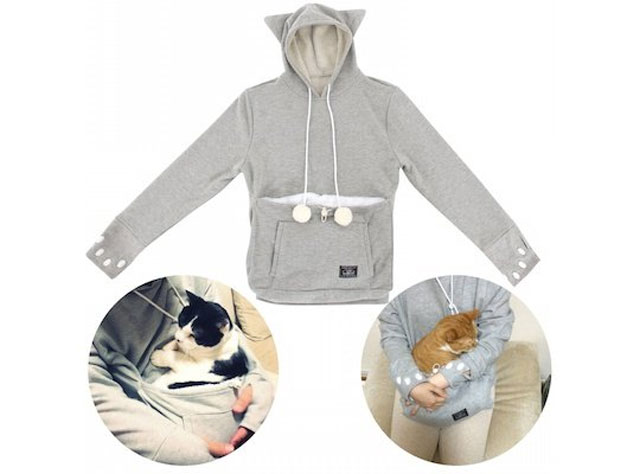 6. Cat Life Sweater