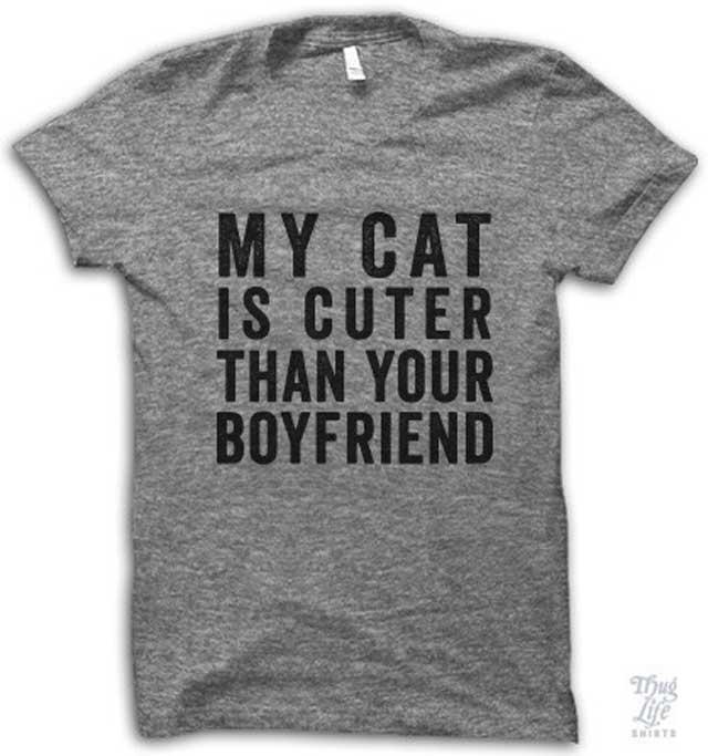 23. Cat Shirt