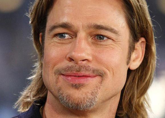 7. Brad Pitt