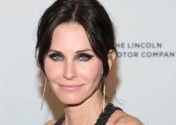12. Courteney Cox