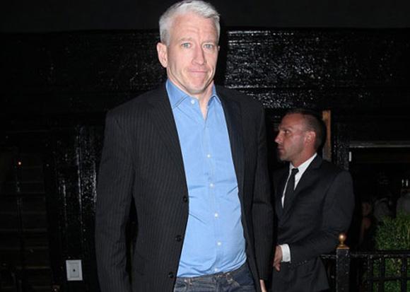 13. Anderson Cooper