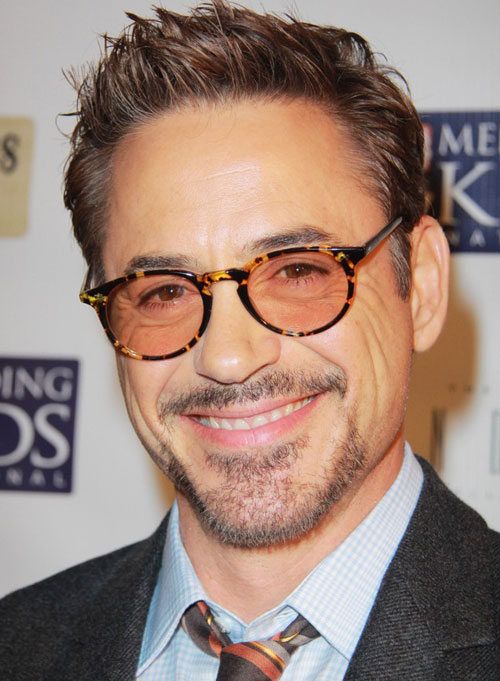 10. Robert Downey Jr.