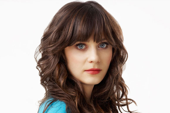 8. Zooey Deschanel