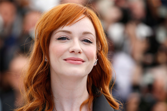4. Christina Hendricks