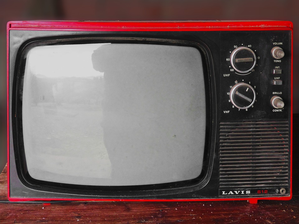 10. Old Television