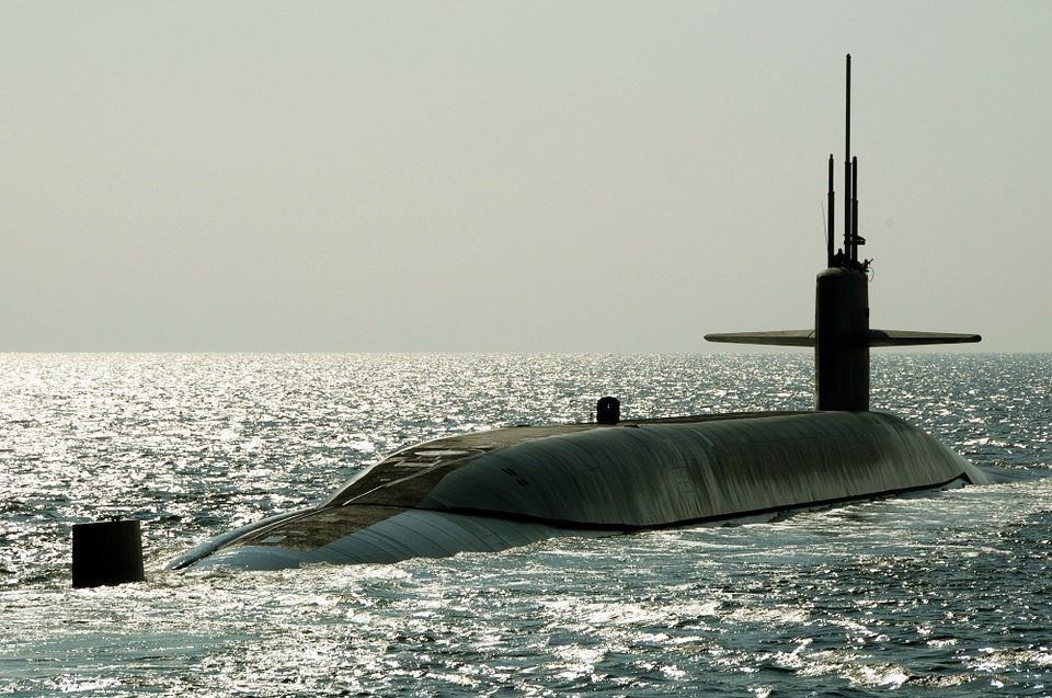 12. Russian Submarine